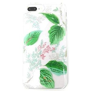 Kate Spade iPhone 6/7/8 Plus Hardshell Leaf Case